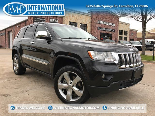 2012 Jeep Grand Cherokee Overland in Carrollton, TX 75006