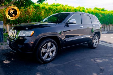 2012 Jeep Grand Cherokee Overland in cathedral city