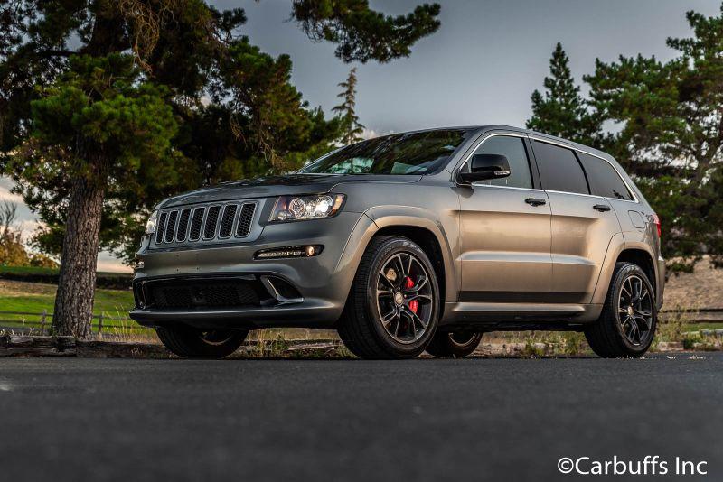 2012 Jeep Grand Cherokee SRT8   Concord, CA   Carbuffs in Concord, CA