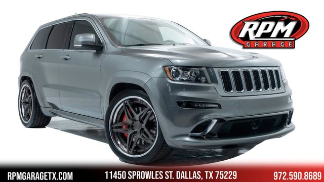 2012 Jeep Grand Cherokee SRT8 Heads & Cam with Many Upgrades