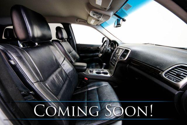 2012 Jeep Grand Cherokee Laredo 4x4 SUV w/5.7L Hemi V8, Nav, Backup Cam, Heated Seats, Alpine Audio Pkg in Eau Claire, Wisconsin 54703
