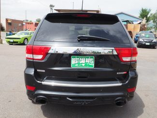 2012 Jeep Grand Cherokee SRT8 Englewood, CO 6