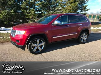 2012 Jeep Grand Cherokee Overland Farmington, MN