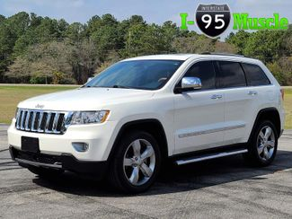 2012 Jeep Grand Cherokee Overland in Hope Mills, NC 28348