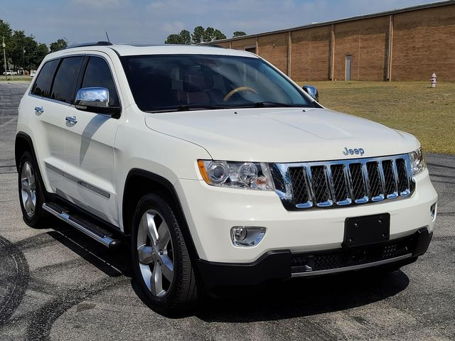 2012 Jeep Grand Cherokee Overland in Hope Mills, NC 28348
