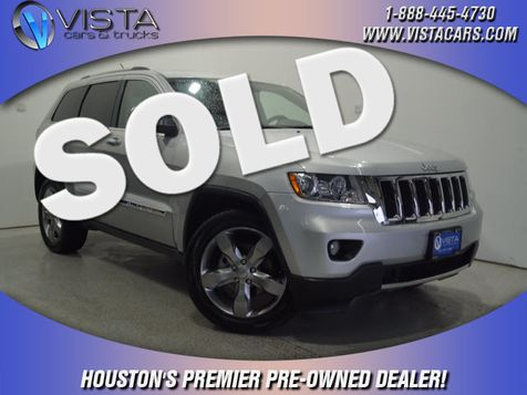 2012 Jeep Grand Cherokee Limited in Houston, Texas
