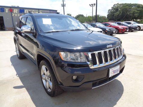 2012 Jeep Grand Cherokee Overland in Houston