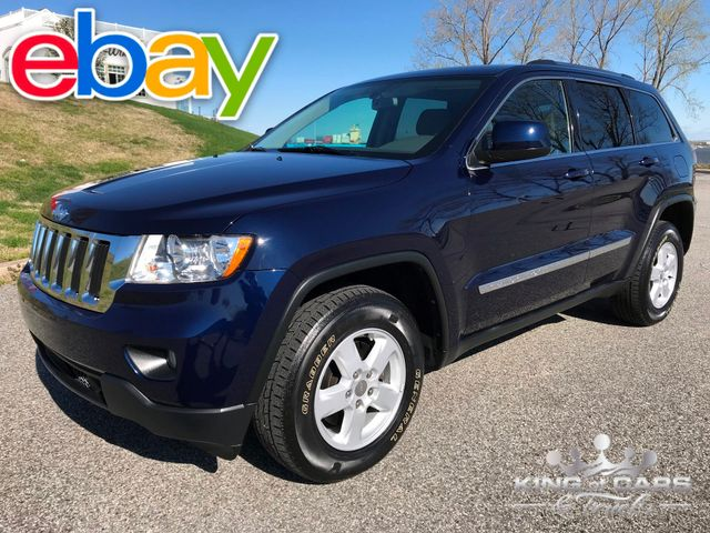 2012 Jeep Grand Cherokee LAREDO 83K ORIGINAL MILES 1-OWNER GARAGED 4X4