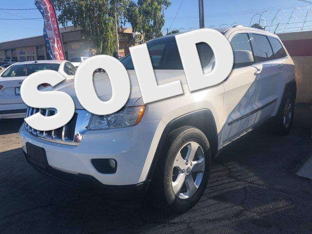 2012 Jeep Grand Cherokee Laredo CAR PROS AUTO CENTER (702) 405-9905 Las Vegas, Nevada