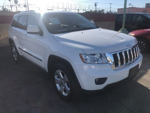 2012 Jeep Grand Cherokee Laredo CAR PROS AUTO CENTER (702) 405-9905 Las Vegas, Nevada 1