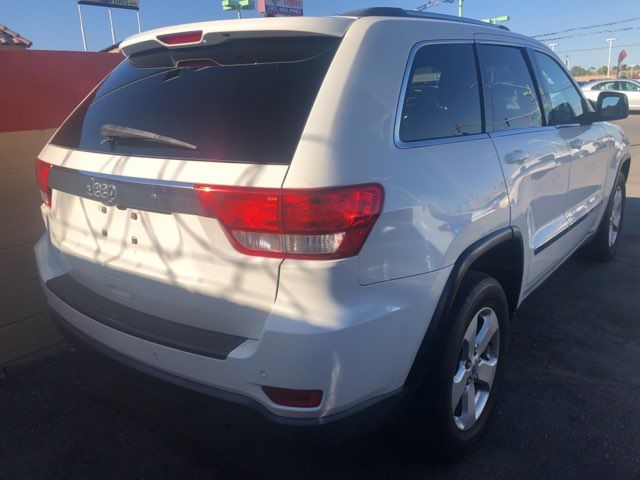 2012 Jeep Grand Cherokee Laredo CAR PROS AUTO CENTER (702) 405-9905 Las Vegas, Nevada 2