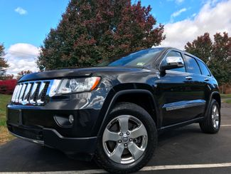 2012 Jeep Grand Cherokee Overland Summit in Leesburg Virginia, 20175