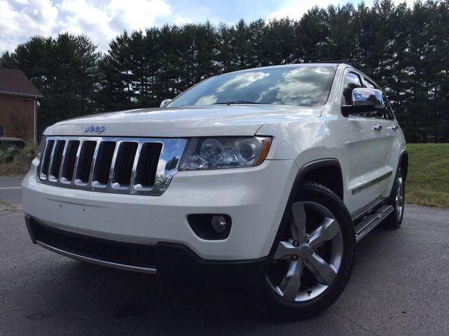 2012 Jeep Grand Cherokee Limited in Leesburg, Virginia 20175