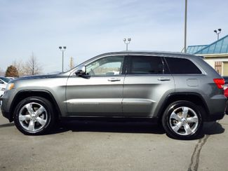 2012 Jeep Grand Cherokee Overland Summit LINDON, UT 1