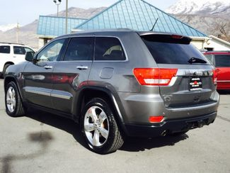 2012 Jeep Grand Cherokee Overland Summit LINDON, UT 2