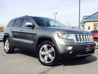 2012 Jeep Grand Cherokee Overland Summit LINDON, UT 4