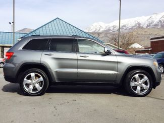 2012 Jeep Grand Cherokee Overland Summit LINDON, UT 5