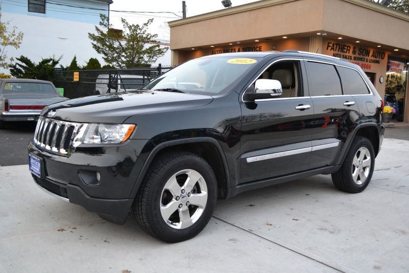 2012 Jeep Grand Cherokee Limited  city New  Father  Son Auto Corp   in Lynbrook, New