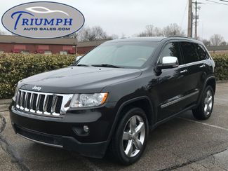 2012 Jeep Grand Cherokee Overland in Memphis TN, 38128