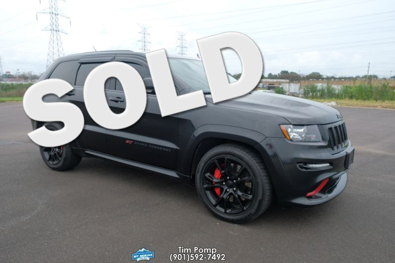 Perfect 2012 Jeep Grand Cherokee SRT8 In Memphis Tennessee