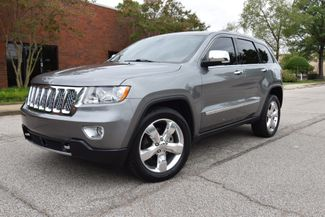 2012 Jeep Grand Cherokee Overland Summit in Memphis Tennessee, 38128