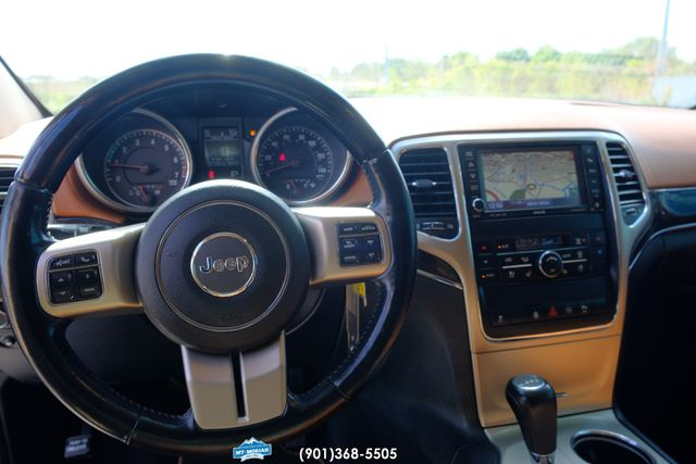 2012 Jeep Grand Cherokee Overland Summit in Memphis Tennessee, 38115
