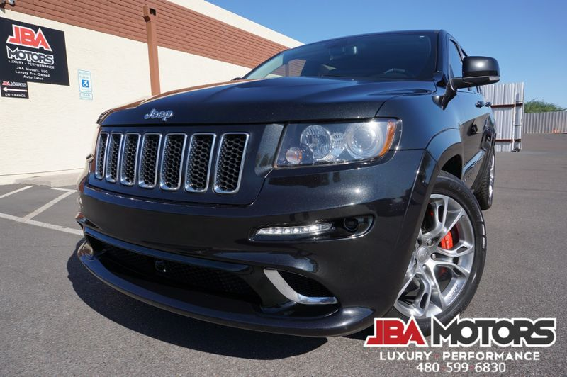 2012 Jeep Grand Cherokee SRT8 SRT-8 4WD 4x4 SUV ~ Dealer Serviced! | MESA, AZ | JBA MOTORS in MESA AZ