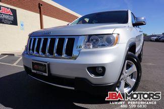 2012 Jeep Grand Cherokee Limited 4x4 4WD SUV ~ LOADED ~ ONLY 48k LOW MILES! | MESA, AZ | JBA MOTORS in Mesa AZ