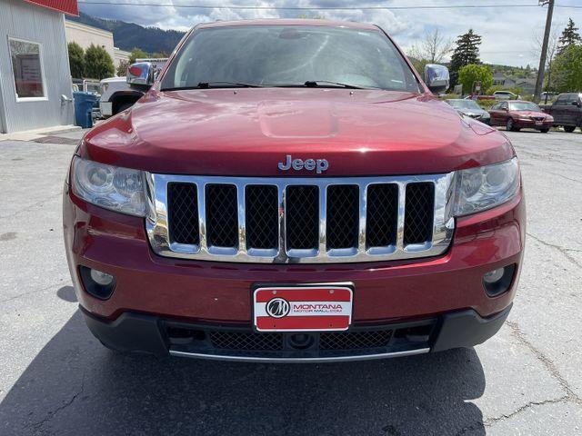 2012 Jeep Grand Cherokee Overland in Missoula, MT 59801