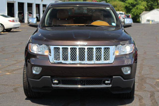 2012 Jeep Grand Cherokee Overland Summit 4x4 - 5.7L HEMI - NAV - SUNROOFS! Mooresville , NC 17