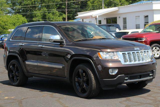 2012 Jeep Grand Cherokee Overland Summit 4x4 - 5.7L HEMI - NAV - SUNROOFS! Mooresville , NC 22