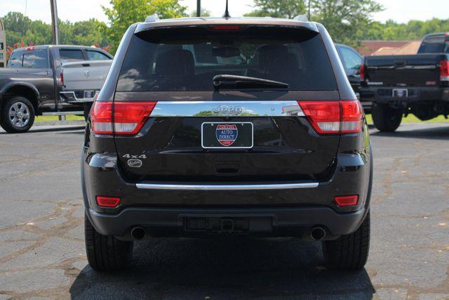 2012 Jeep Grand Cherokee Overland Summit 4x4 - 5.7L HEMI - NAV - SUNROOFS! Mooresville , NC 18