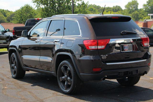 2012 Jeep Grand Cherokee Overland Summit 4x4 - 5.7L HEMI - NAV - SUNROOFS! Mooresville , NC 25