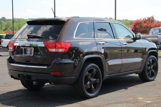 2012 Jeep Grand Cherokee Overland Summit 4x4 - 5.7L HEMI - NAV - SUNROOFS! Mooresville , NC 24