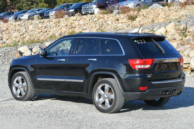 2012 Jeep Grand Cherokee Overland Naugatuck, Connecticut 2