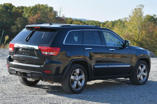 2012 Jeep Grand Cherokee Overland Naugatuck, Connecticut 4