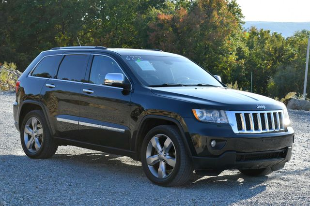 2012 Jeep Grand Cherokee Overland Naugatuck, Connecticut 6