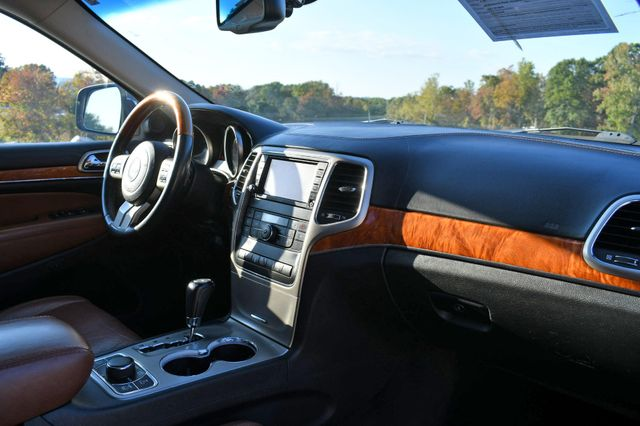 2012 Jeep Grand Cherokee Overland Naugatuck, Connecticut 8