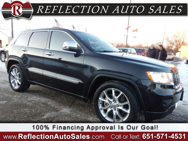2012 Jeep Grand Cherokee Overland in Oakdale, Minnesota 55128