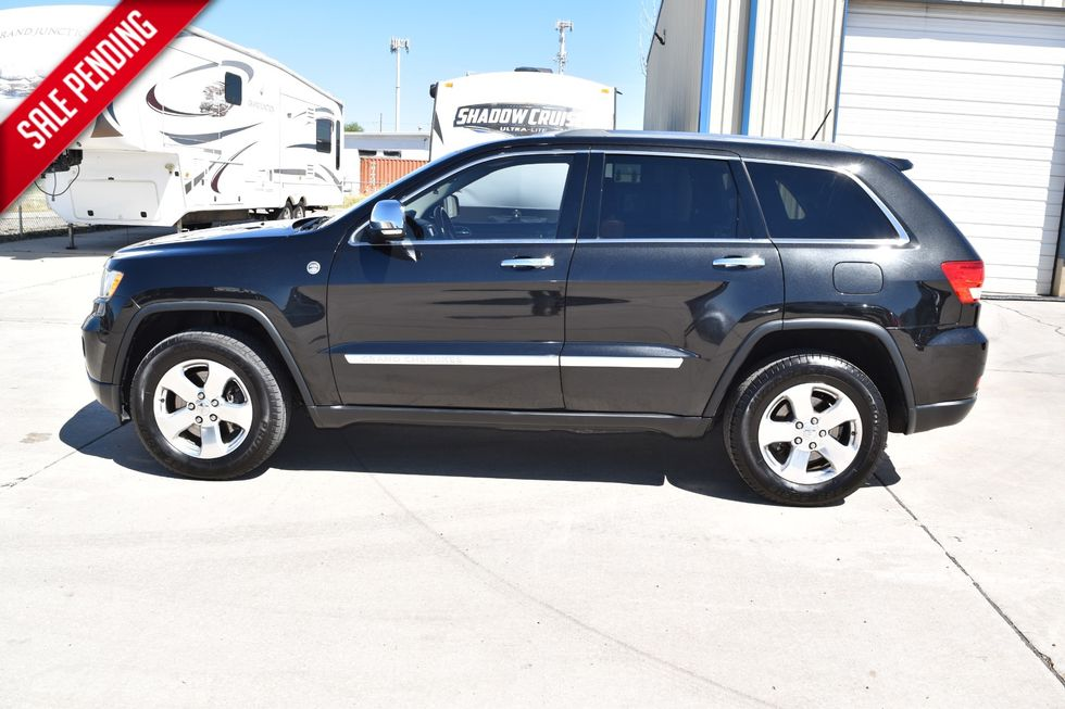 Jeep Credit Union >> 2012 Jeep Grand Cherokee Overland Ogden Ut America First Credit