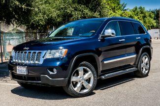 2012 Jeep Grand Cherokee Overland in Reseda, CA, CA 91335