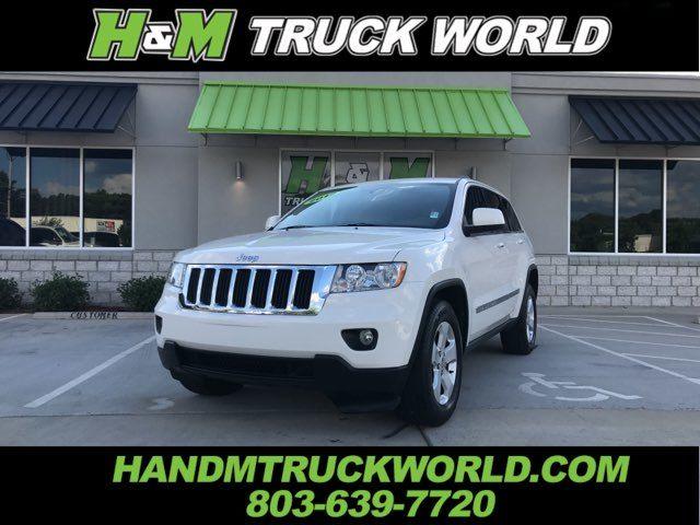 2012 Jeep Grand Cherokee Laredo 4X4 SUPER CLEAN