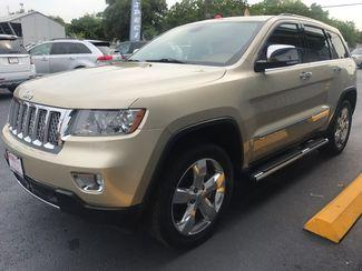 2012 Jeep Grand Cherokee Overland  city TX  Clear Choice Automotive  in San Antonio, TX