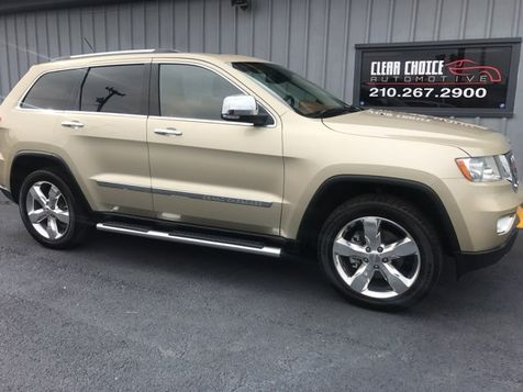 2012 Jeep Grand Cherokee Overland in San Antonio, TX