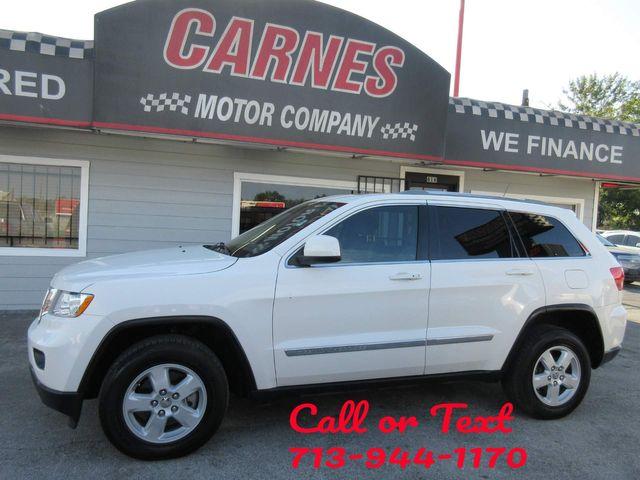2012 Jeep Grand Cherokee Laredo south houston, TX