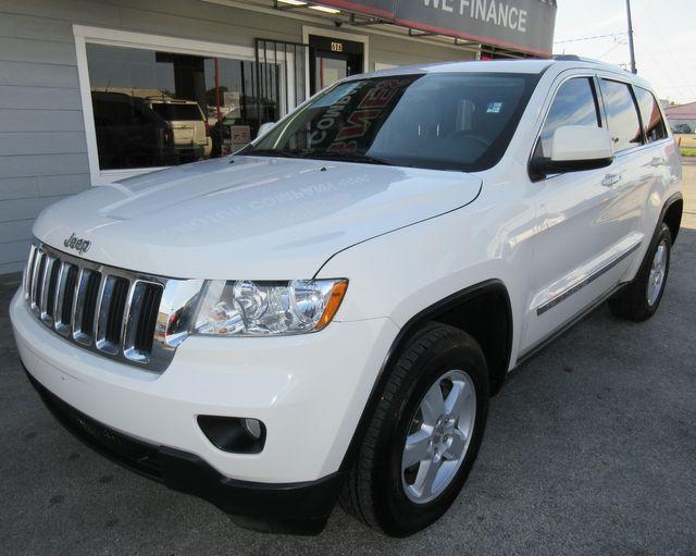 2012 Jeep Grand Cherokee Laredo south houston, TX 1