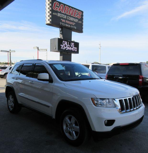 2012 Jeep Grand Cherokee Laredo south houston, TX 5