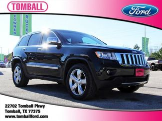 2012 Jeep Grand Cherokee Overland in Tomball, TX 77375