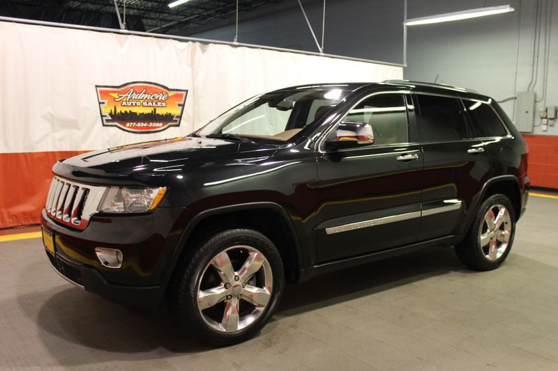 2012 Jeep Grand Cherokee Overland Summit  city Illinois  Ardmore Auto Sales  in West Chicago, Illinois