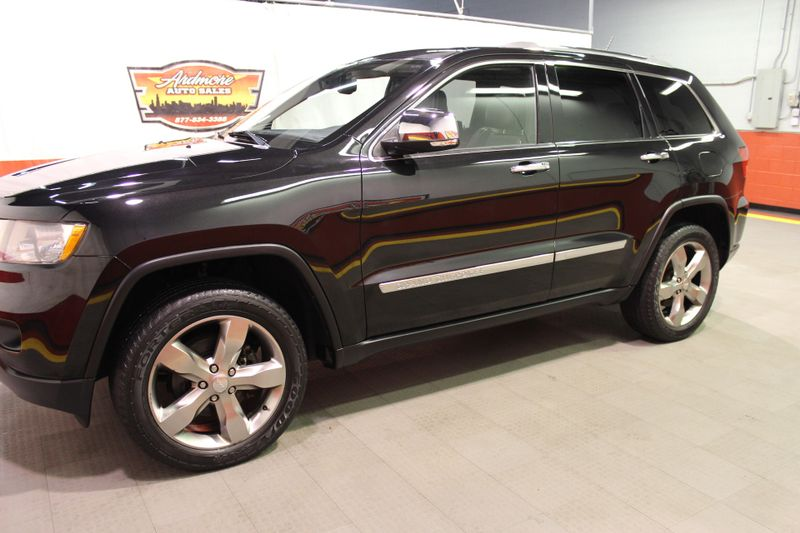 2012 Jeep Grand Cherokee Overland  city Illinois  Ardmore Auto Sales  in West Chicago, Illinois